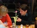 (c) Thomas Ostheimer - Csodaszarvas-rendezvény 2009 március 3; törzsasztal.