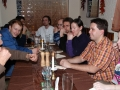 Csodaszarvas-rendezvény 2010 január 22; törzsasztal