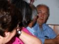 Csodaszarvas-rendezvény 2009 szeptember 1; törzsasztal.