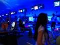 Törzsasztal: Bowling est / Stammtisch: Bowling Abend